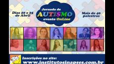 JORNADA DE AUTISMO - 2020 - PALESTRAS JÁ GRAVADAS. CONFIRA!