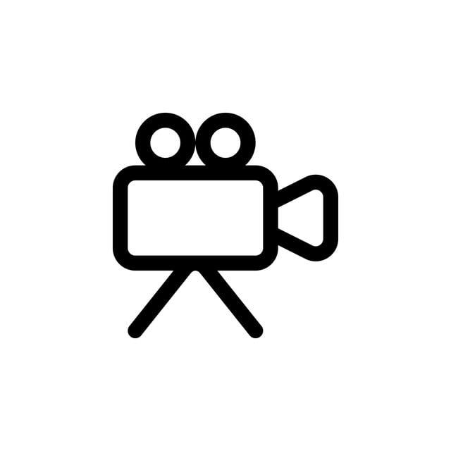Símbolo De Registro De ícone De Vídeo Isolado, ícones De Vídeo, Gravar  ícones, ícones De Símbolo Imagem PNG e Vetor Para Download Gratuito